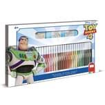 Malset XL Toy Story 4 41-tlg. inkl. Malbuch Stempel