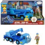 Dickie Toys Bob der Baumeister Action-Team Heppo