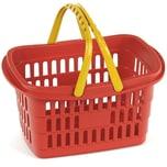 Klein Spielzeug Einkaufskorb