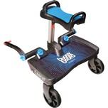 Lascal BuggyBoard Maxi blau mit Sitz blau