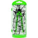 Eberhard Faber Schnellverstellzirkel neon grün