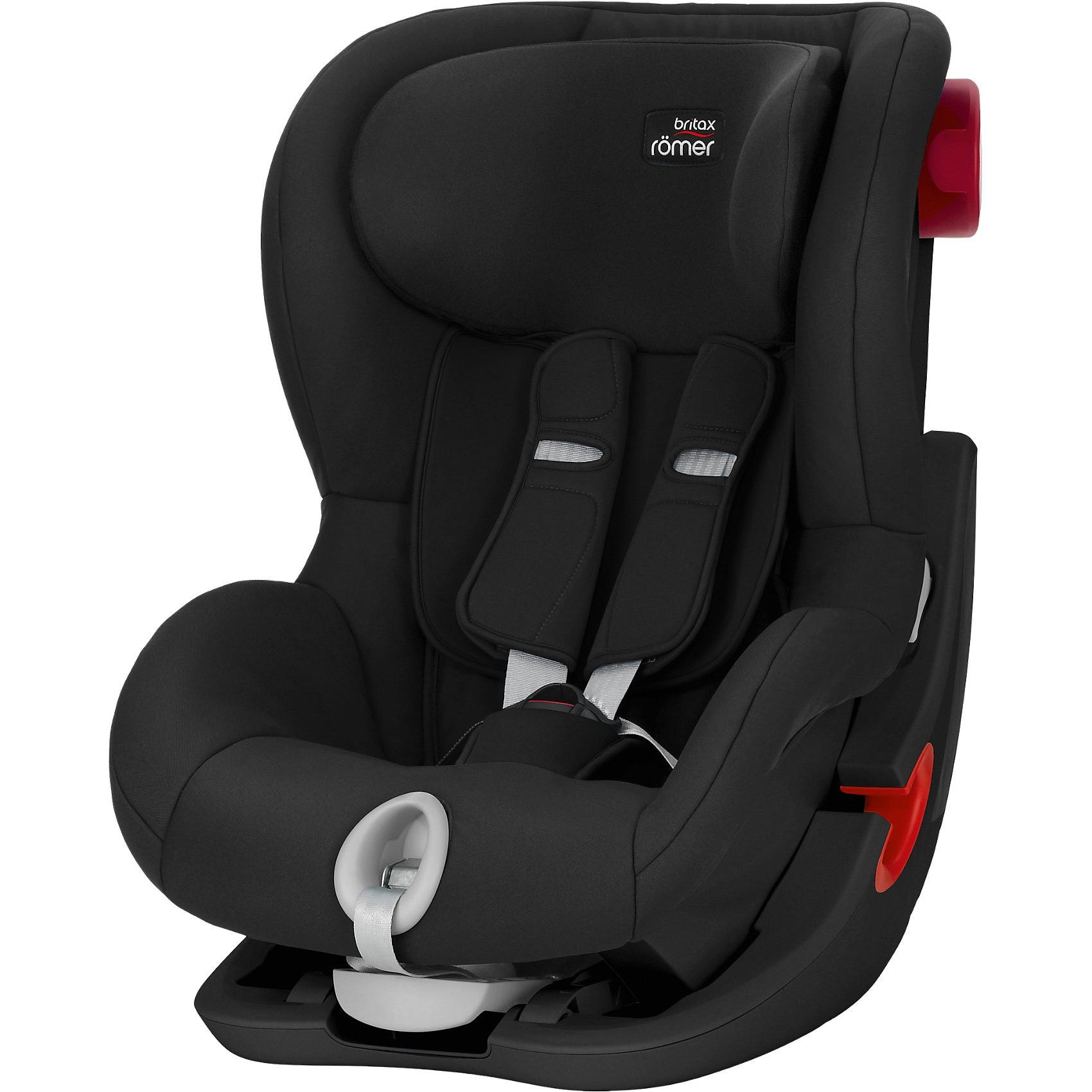 Britax Römer Auto-Kindersitz King II Black Series Cosmos Black 2018