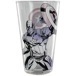 Captain America Farbwechsel Glas 400ml