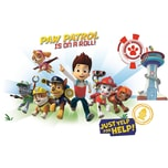 RoomMates Wandsticker PAW Patrol Giant 6-tlg.