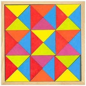 Goki Legespiel Regenbogen Mosaik Ii Kinderspiel