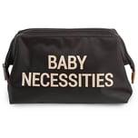 Childhome Kulturbeutel Baby Necessities blackgold