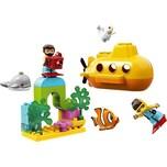 LEGO 10910 Duplo: U-Boot-Abenteuer