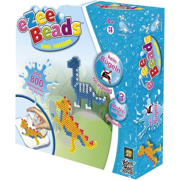 Beluga eZee Beads Sprühperlen Dinos ca. 800 Perlen