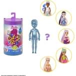 Mattel Barbie Color Reveal Chelsea Puppe Glitzer Serie Überraschungsset