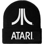 Atari Mütze mit Logo schwarz