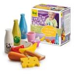 Erzi Spiellebensmittel Kaufladen Sortiment für Die Kleinsten
