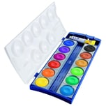 Pelikan Deckfarbkasten K12 12 Farben inkl. Deckweiß