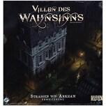 Asmodee Villen des Wahnsinns Strassen von Arkham Spiel-Zubehör