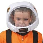 Funny Fashion Astronautenhelm Kind One size Kids