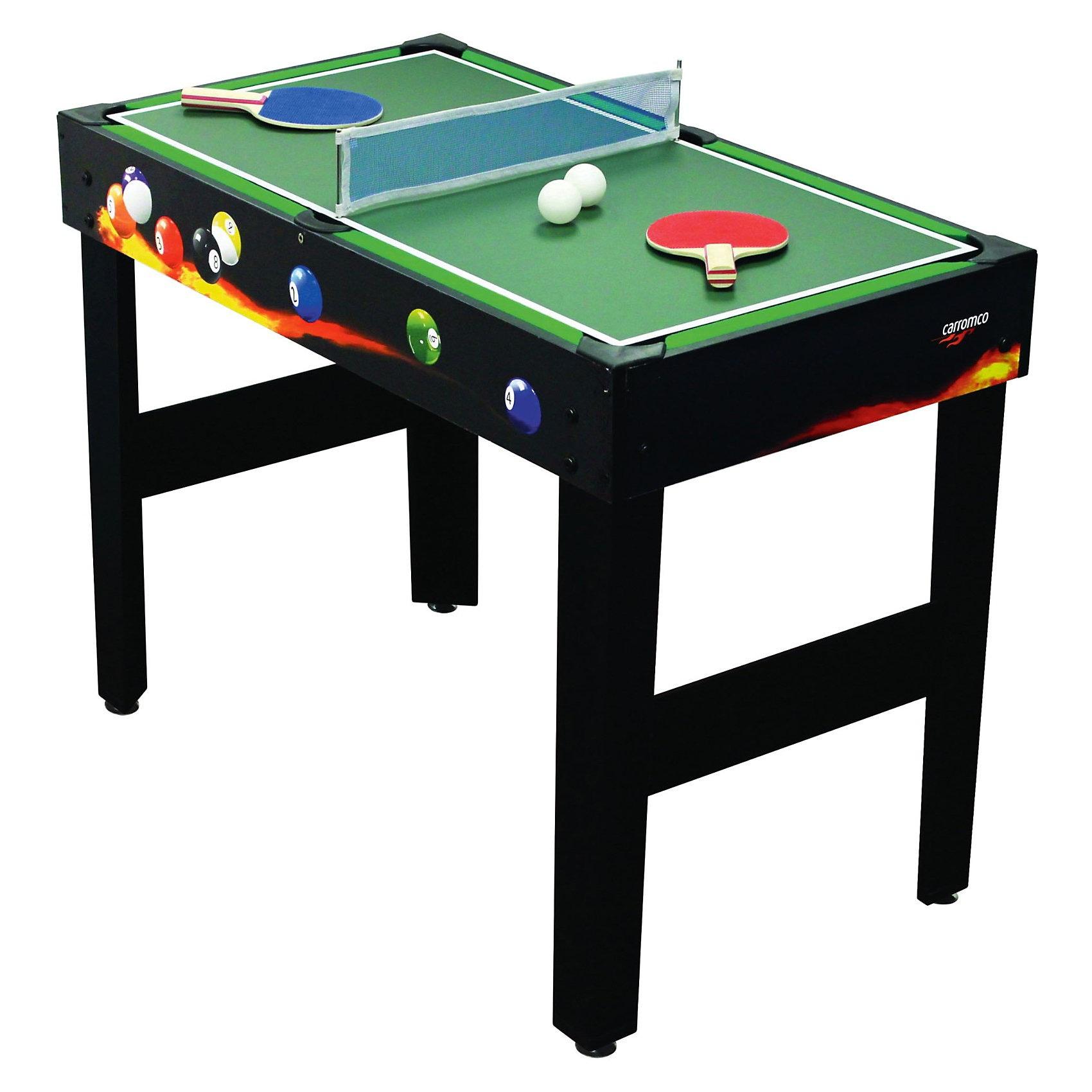 Carromco Kicker Multigame Tisch 4 in 1