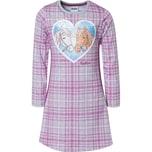 Bibi und Tina Kinder Jerseykleid mit Wendepailletten