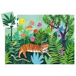 DJECO Puzzle Der Tiger 24 Teile