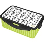 P:OS Panda Lunch to Go mit 4 Clips 2 Inlays PP Silikon 1.100 ml