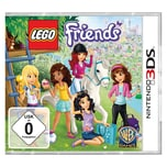 Lego 3Ds Lego Friends