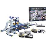 Majorette Creatix Flughafen Lufthansa 5 Fahrzeuge