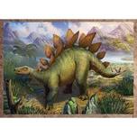 Trefl 4in1 Puzzle 35/48/54/70 Teile Die Dinosaurier