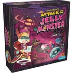 Asmodee Attack of the Jelly Monster Spiel