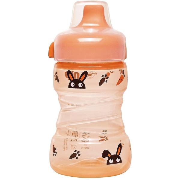 Nip Trinklernflasche Trainer Cup Mit Festem Trinkschnabel 260 ml Hase
