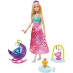 Mattel Barbie Dreamtopia Drachen-Kindergarten Spielset