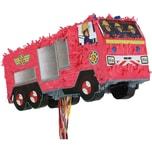 Amscan Pull-Pinata Feuerwehrmann Sam