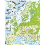 Larsen Puzzle Europa Physisch
