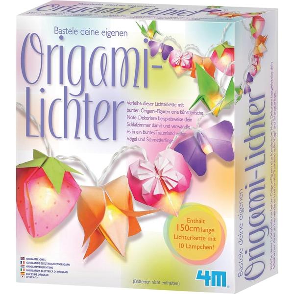 4M Origami Lichter