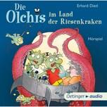 CD Die Olchis im Land der Riesenkraken Erstleser Bd.3