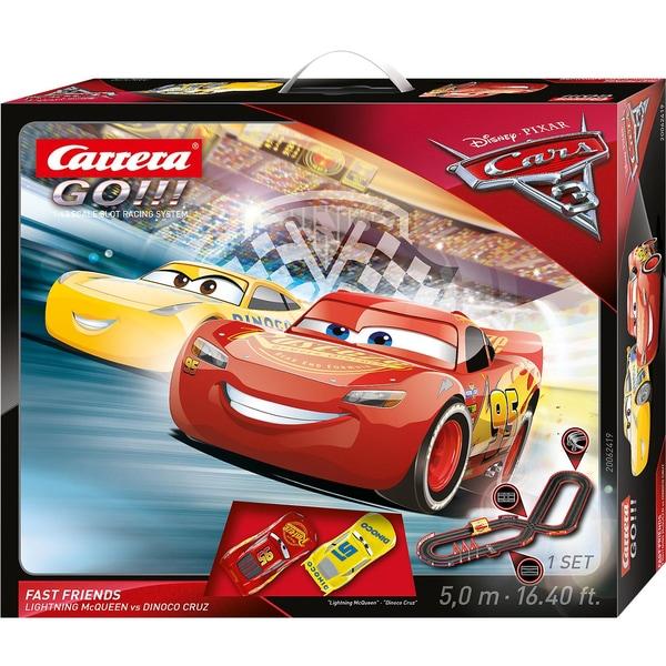 Carrera Go!!! 62419 Disney Pixar Cars 3 Fast Friends