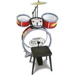 Bontempi Schlagzeug mit Hocker