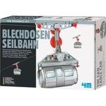 4M Blechdosen Seilbahn