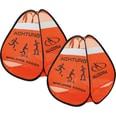 Hudora Safety Pop Up Hinweismarker