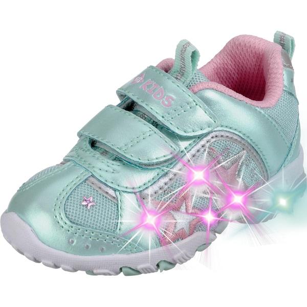Eb Kids Baby Halbschuhe Blinkies Star V Blinky für Mädchen