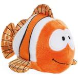 Nici Kuscheltier Clownfisch Claus-Fisch 15cm liegend Plüsch 45368