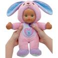 Vtech Babypuppe Little Love Hannah im Hasenstrampler 30 cm