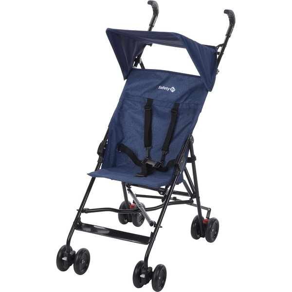 Safety 1st Buggy Peps inkl. Sonnenverdeck Baleine Blue Chic