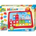 LENA My First Mosaik Verkehr Mosaik-Steckspiel