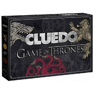 Winning Moves Cluedo Game of Thrones Collector's Edition Spiel
