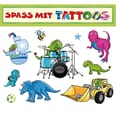 Grätz Verlag Tattooset Jungen 6-tlg.