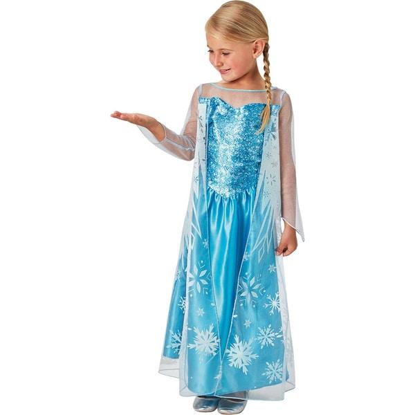Rubie´s Kostüm Die Eiskönigin Elsa Classic