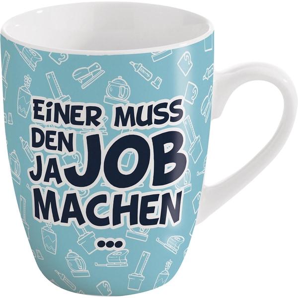 """Nici Tasse Esel """"Einer Muss Den Job Ja Machen"""""""