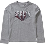 Staccato Boxy Sweatshirt mit Pailletten für Mädchen