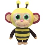 JOY TOY Wonderpark Bee Plüsch mit Zuckerwattenduft 36 cm