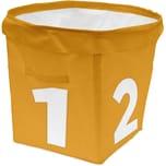 Achoka® Aufbewahrungsbox Tube Gelb