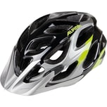 Alpina Fahrradhelm Mythos 2.0 black-darksilver-neon