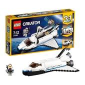 Lego 31066 Creator Forschungs-Spaceshuttle